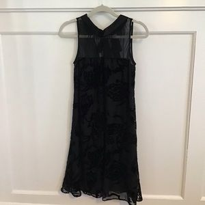 NWT boutique black party dress